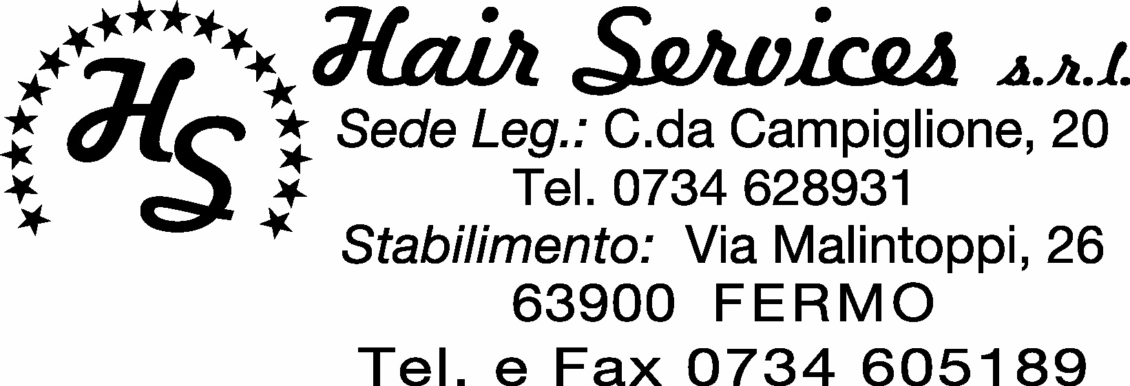 HAIR SERVICES LOGO